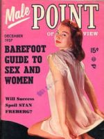 Male Point Magazine [United States] (December 1957)