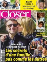 Closer Magazine [France] (12 May 2017)