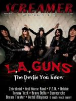 Screamer Magazine [United States] (24 April 2019)