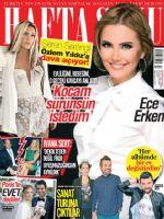 Haftasonu Magazine [Turkey] (19 November 2014)