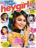 Hey Girl Magazine [Turkey] (October 2016)