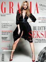 Grazia Magazine [Serbia] (February 2016)