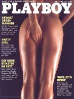 Playboy Magazine [Germany] (April 1992)