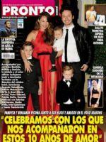 Pronto Magazine [Argentina] (10 June 2015)