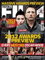 Total Film Magazine [United Kingdom] (January 2012)