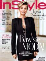 InStyle Magazine [Poland] (April 2018)