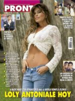 Pronto Magazine [Argentina] (23 March 2016)