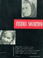 Cinema Sovietico Magazine [Italy] (September 1954)
