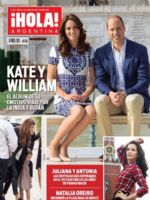 Hola! Magazine [Argentina] (19 April 2016)
