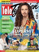 Tele Tydzień Magazine [Poland] (24 May 2019)
