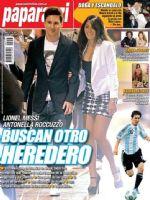 Paparazzi Magazine [Argentina] (13 June 2014)