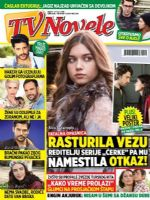 TV Novele Magazine [Serbia] (2 April 2018)