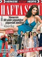 Haftasonu Magazine [Turkey] (2 December 2015)