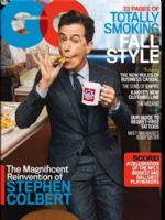 GQ Magazine [United States] (September 2015)