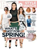 People Style Watch Magazine [United States] (April 2015)