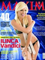 Maxim Magazine [Romania] (September 2008)