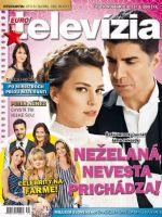Eurotelevízia Magazine [Slovakia] (11 August 2018)