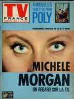 TV France Magazine [France] (10 March 1965)