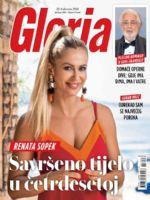 Gloria Magazine [Croatia] (22 August 2019)