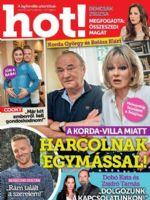 HOT! Magazine [Hungary] (28 September 2017)