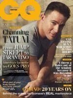 GQ Magazine [United Kingdom] (August 2015)
