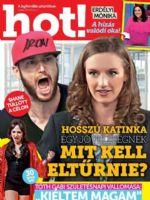 HOT! Magazine [Hungary] (11 January 2018)
