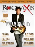 Rockaxis Magazine [Chile] (June 2011)