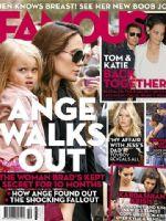 Famous Magazine [Australia] (12 November 2012)