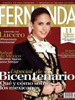 Fernanda Magazine [Mexico] (September 2010)