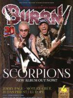 Burrn! Magazine [Japan] (April 2015)