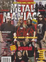 Metal Maniacs Magazine [United States] (March 2005)