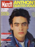 Paris Match Magazine [France] (3 May 1985)