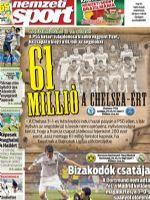 Nemzeti Sport Magazine [Hungary] (8 April 2014)