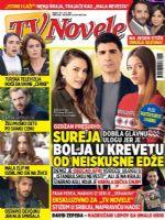 TV Novele Magazine [Serbia] (30 April 2018)