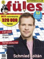 Fules Magazine [Hungary] (26 March 2019)