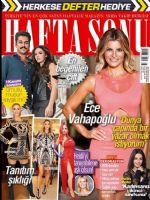 Haftasonu Magazine [Turkey] (11 November 2015)