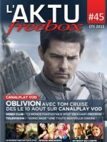 L'actu Freebox Magazine [France] (July 2013)