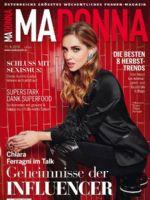 Madonna Magazine [Austria] (15 September 2018)