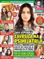 TV Novele Magazine [Serbia] (24 December 2018)