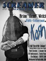 Screamer Magazine [United States] (June 2016)