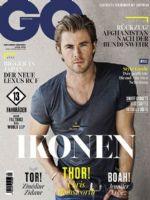 GQ Magazine [Germany] (April 2015)