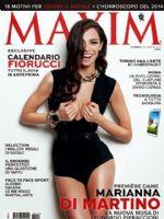 Maxim Magazine [Italy] (December 2013)