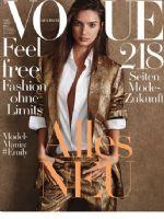 Vogue Magazine [Germany] (August 2016)
