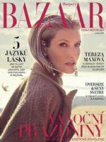 Harper's Bazaar Magazine [Czech Republic] (December 2018)