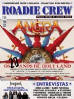 Roadie Crew Magazine [Brazil] (August 2016)