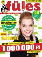 Fules Magazine [Hungary] (14 August 2018)