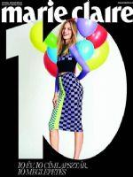 Marie Claire Magazine [Hungary] (May 2017)