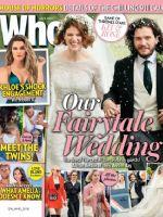 Who Magazine [Australia] (9 July 2018)