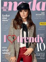 Hot Moda & Shopping Magazine [Poland] (March 2018)