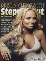 Steppin Out Magazine [United States] (April 2009)